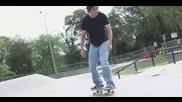 Dr. Taes Tres Red One 120 fps Slow Motion Skateboarding
