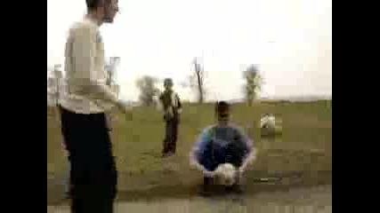 Футбол - Разгрявка