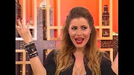 Mia Borisavljevic - Moj Beograde - Utorkom u 8 - (TvDmSat 2014)