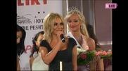 Мис Мерилин - награждаване и интервюта с победители