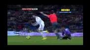 Кристиано Роналдо с умисъл нокаутира съперник