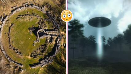 Мишкова нива в Странджа я посещават НЛО, а древните вярват, че там са портите на Рая!