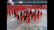 Psy Gangma Style в затвора