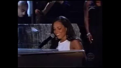 Alicia Keys&jamie Foxx - Geaorgia On My Mind