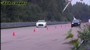 Nissan Gtr Stage 2 vs Jeep Srt8 Supercharged