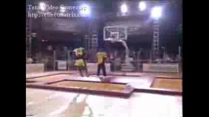 Slamball Feat P.o.d