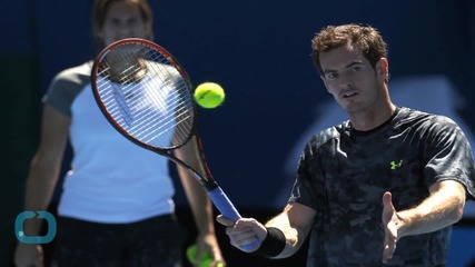 'Feminist' Andy Murray Pounds Amelie Moresmo Critics