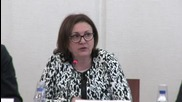 Бъчварова: Много от отпуските в МВР не се завеждат