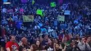 Daniel Bryan and Aj segment!