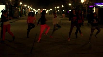 Стз Отбора & DO IT CREW - подкрепа за танцьорите изгонени от полицаи!