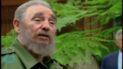 Fidel Castro Appears in Public for First Time in Over a Year