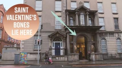 Want a different Feb 14? Visit Saint Valentine's bones