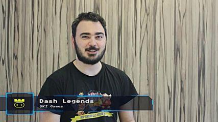 Български гейм награди - Номинации: Dash Legends