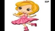 Малката Принцеса.весело Детско Стихче