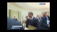 Лукашенко си прави базик със Путин