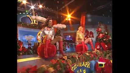 """Яна и Жана - """"all Alone on Christmas"""" Видео Господари на ефира"""