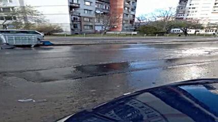 """Безхаберие на """"Софийска вода"""""""