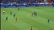 Испания превзе Париж / Франция - Испания 0:1 (26.03.2013)