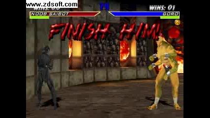 Mortal Kombat 4 - Fatality
