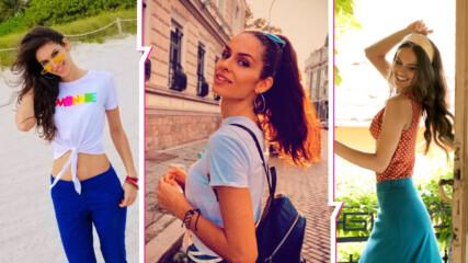 """Даяна Ханджиева каза дали е бременна, """"нимфоманка"""" ли е и как си избира партньорите"""