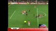 Cristiano Ronaldo hurted in game agaist Roma
