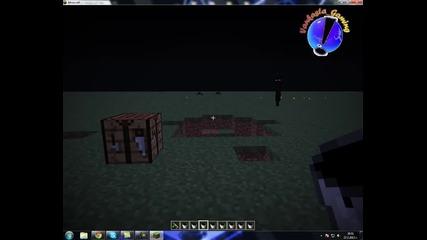 Minecraft : Sdk gun mod разглеждане