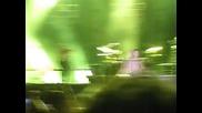 Rammstein - Sonne live (sonisphere, Sofia 23.06.2010)