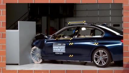 Това НЕ са тежки катастрофи с BMW-та, това са ПОБЪРКАНИ от шофьорите си коли !