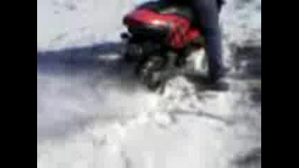 Мотор В Снега