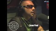 Hot97 - Angie Martinez Interviews Sean Paul