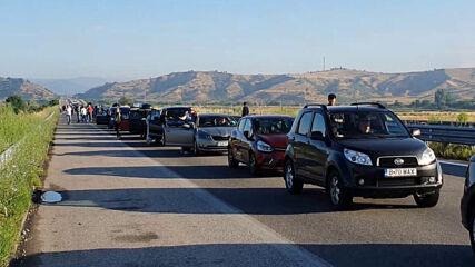 МОЯТА НОВИНА: Отново опашки на границата с Гърция