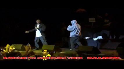 Eminem - Lose Yourself ( На живо ) !!