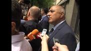 Борисов: В прокуратурата разговаряхме как да разкрием групата за подслушване
