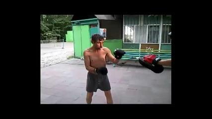 Street Fitness Russia