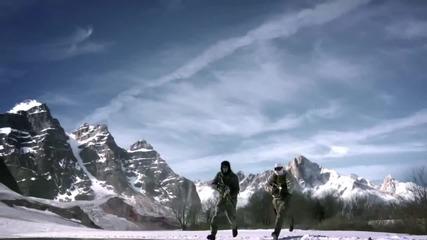 Modern Warfare Frozen Crossing Pt. 1