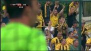 ВИДЕО: Вижте гола на Балтанов - 2:0 за Ботев срещу Славия