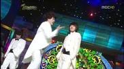 Super Junior Vs Ss501 Star Dance Battle 012509