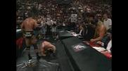 Скалата Срещу Кен Шамрок - King of the Ring 1998