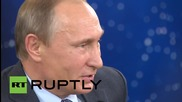 Russia: Teachers paid 8% above national average salary - Putin