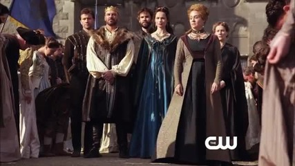 Reign - Series Preview