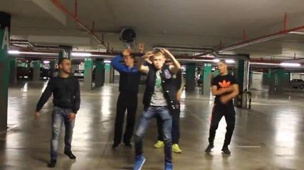 VessoU ft. Stambenza & Sa6a - Кога ( Официално Видео 2015 )