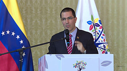 Venezuela: FM Arreaza announces NAM working group to study effects of sanctions