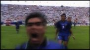 Diego Armando Maradona ~ The Genius Of Football [ H Q ]