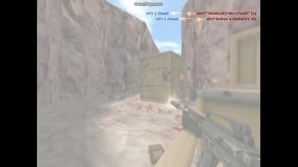 4 fast kills with m4a1 Cs [hd]