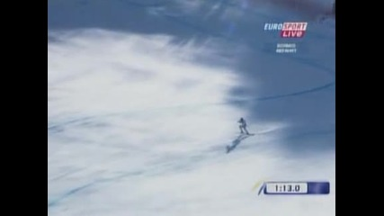 Михаел Валхофер спечели спускането в Бормио