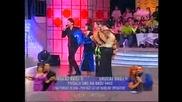 Neda Ukraden u serijalu Plesom do snova, 15. 04. 2009. Samba
