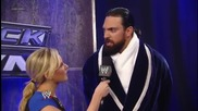 Damien Sandow reveals the new and improved Money in the Bank Briefcase Smackdown, Aug. 9, 2013