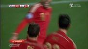 15.11.14 Испания - Беларус 3:0 *квалификация за Европейско първенство 2016*