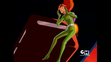 Totally Spies - Shrinking