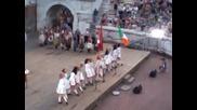 18 Международен Фолклорен Фестивал Пловдив 2012 - представяне на участниците